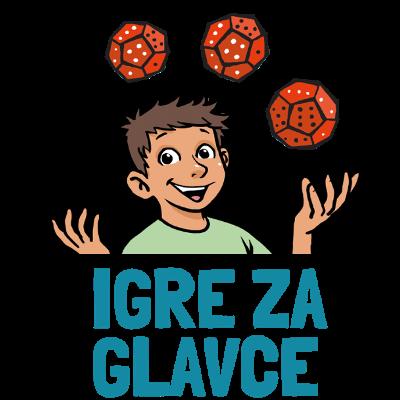 IGRE ZA GLAVCE Logo